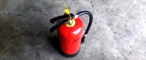 Extintor - Protección contra incendios