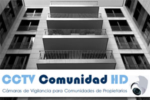 Cámaras de vigilancia para comunidades de propietarios