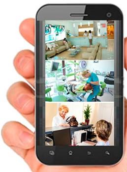 Gestión y videocontrol en clínica dental