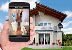 Alarma de seguridad para el hogar