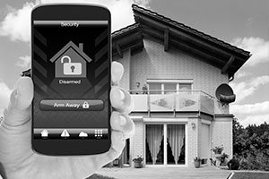 Sistema de alarma para el hogar