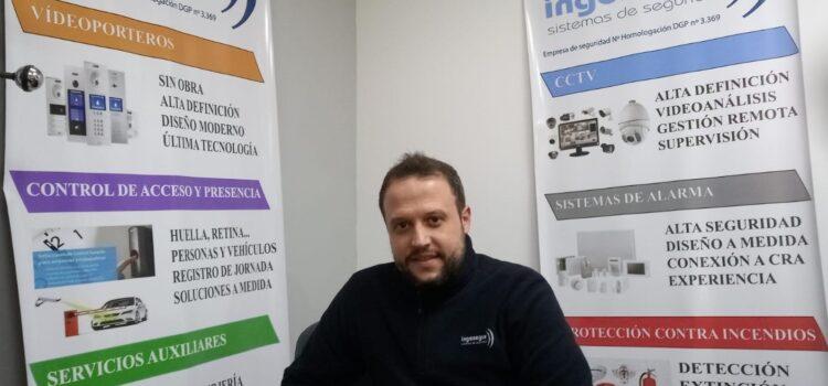 Entrevista a Emilio Muñoz, Técnico de Ingesegur