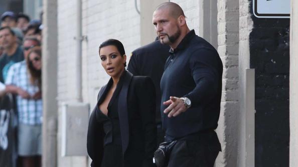 Sistemas de seguridad deficientes en el hotel de Kim Kardashian